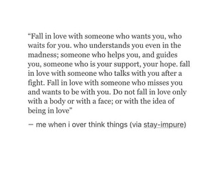 fall, fall in love, and falling in love image