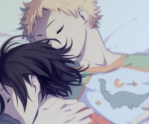 otp, boyxboy, and cute image