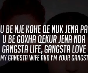 quotes, otr, and gangsta love image