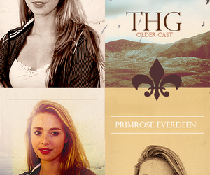 alternative, prim, and the hunger games image