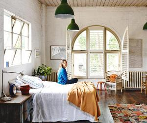bedroom, cosy, and creative image