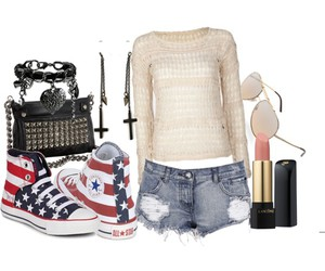 awesome, outfit, and converse image