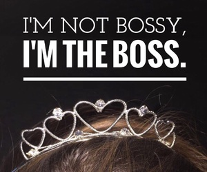 boss, frases, and quote image