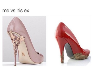 shoes, funny, and me image