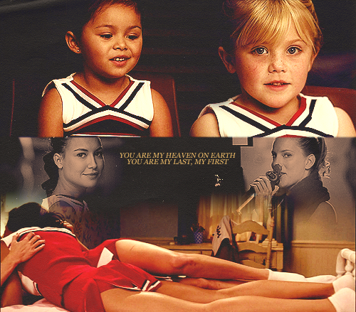 Its Brittana Bitch Discovered By Dickhead On We Heart It