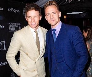 eddie redmayne and tom hiddleston image