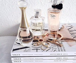perfume, vogue, and luxury image