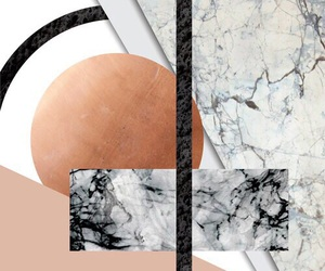 marble, background, and copper image