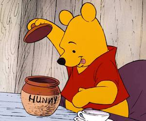 disney, hunny, and honey image