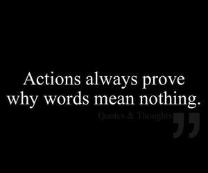 quotes, words, and Action image