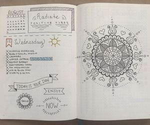 drawing and journal image