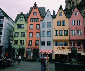 beautiful, cologne, and travel image