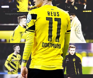 soccer, bvb09, and marco reus image