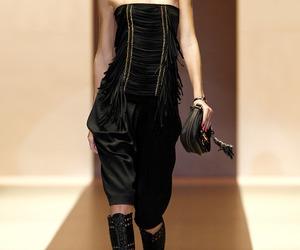 Anabela Belikova, gucci, and fashion image