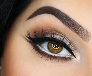 Bright Eyes, eyebrows, and girl image