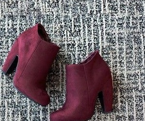 ankle boots, boots, and color image