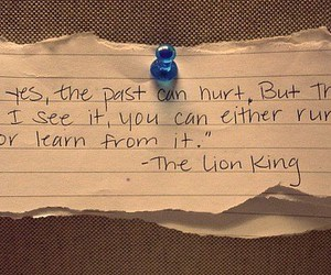 quotes, lion king, and the lion king image