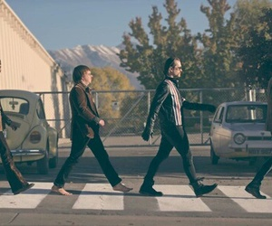 imagine dragons, music, and beatles image