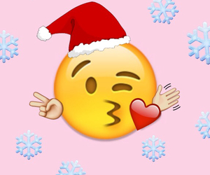 christmas, emoticon, and fashion image