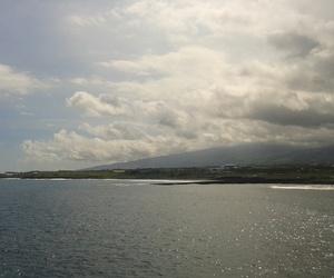 landscape, sun, and reunion island image