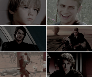 Anakin Skywalker, beautiful, and boy image