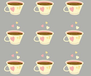 background, coffee, and wallpaper image