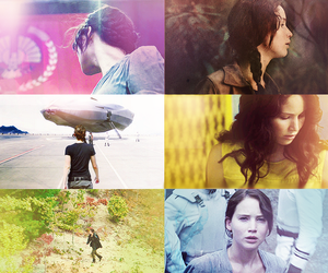 katniss everdeen and thg image