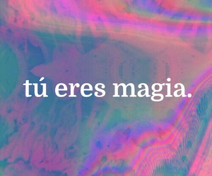 frases, love, and magic image