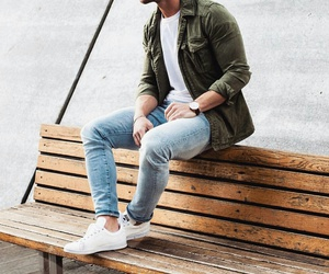 adidas, blogger, and men image