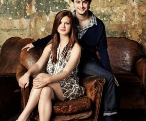 harry potter, weasley, and gina weasley image