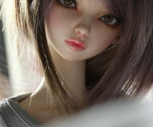 anime, baby doll, and bjd image