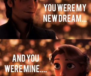 disney, tangled, and Dream image