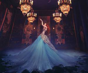 miss aniela, dress, and photography image