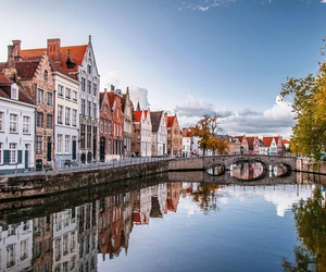 belgium, town, and travel image
