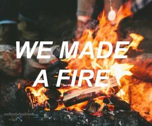 bonfire, long way down, and niall horan image