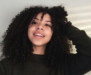 aesthetic, hair, and no makeup image