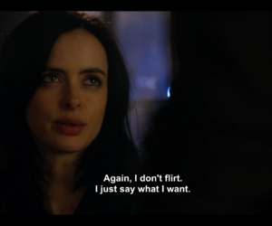 couple, krysten ritter, and private investigator image