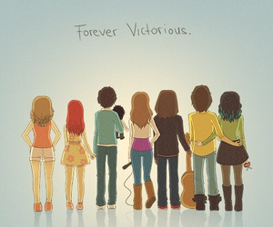 victorious, cat, and victoria justice image