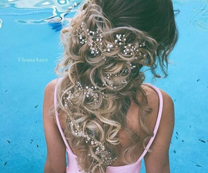 beauty, hair, and ✨ image