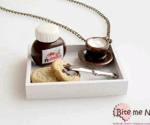 nutella and breakfast image