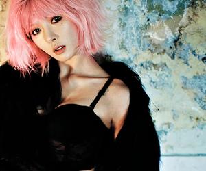hyuna and 4minute image