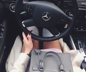 car, bag, and nails image