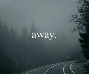 away, grunge, and indie image