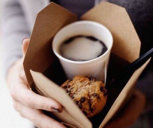 coffee, food, and muffin image