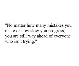 mistakes, progress, and quotes image