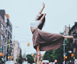 dance, street, and ballet image