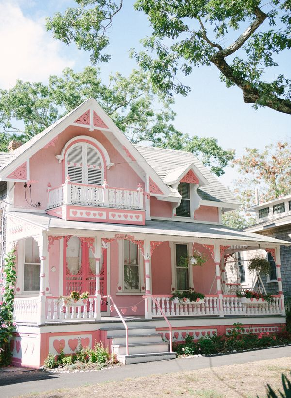 35 Images About Home In The Usa On We Heart It See More House And Pink