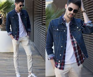fashion, men, and menswear image