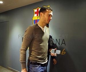 Barca, espana, and players image