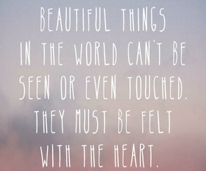 quotes, heart, and life image